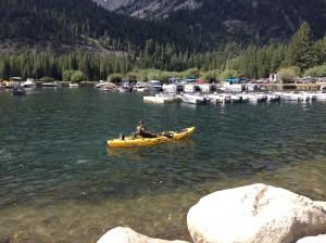 charlie kayak