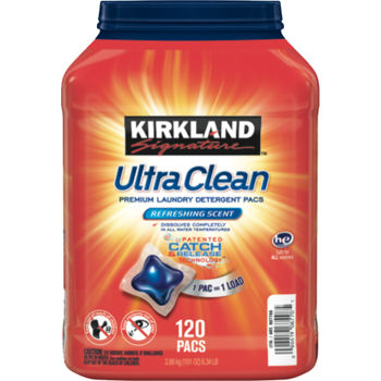 Kirkland Laundry detergent pods